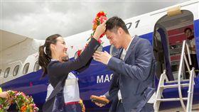 柬埔寨巴戎航空Bayon Airlines(圖/翻攝自Bayon Airlines臉書)
