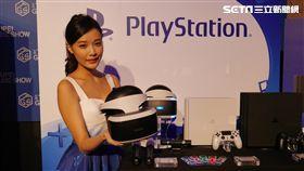 台北國際電玩展 葉立斌攝 Taipei Game Show PS VR SIET PS4 Pro VR虛擬實境