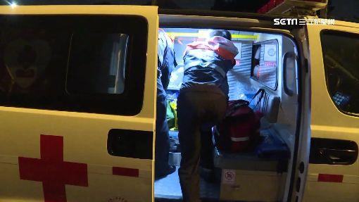 義消騎機車急趕救火 自撞燈桿身亡