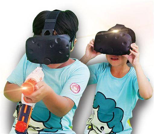 春節到義大世界瘋VR 購物有10萬元金喜_義大公關提供