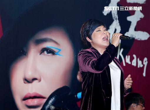 黃小琥2017演唱會「狂」首次攻進台北小巨蛋。(記者邱榮吉/攝影)