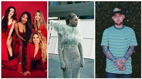 Mac Miller,Fifth Harmony,Beyoncé,合成圖/臉書