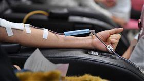 捐血/中央社