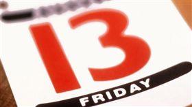黑色星期五、13號星期五/翻攝自dailyrecord http://www.dailyrecord.co.uk/lifestyle/friday-13th-bad-luck-7953648?service=responsive#Bsro3CX42YRkIeRo.97