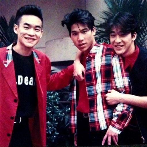 L.A. Boyz,黃立成,黃立行,林智文(圖/翻攝自林智文IG)