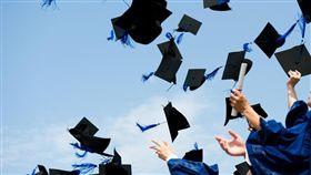 畢業,學生(圖/shutterstock/達志影像)