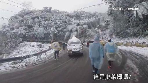 """曾遇雪景""""鎮西堡""""難度高 名列超馬大四喜"""