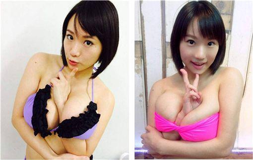日本,AV女優,澁谷果歩 圖/翻攝自推特