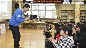 用希望說故事!上山伴童 台北101實踐最高公益平台承諾