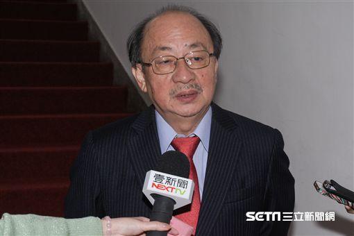 民進黨團總召柯建銘參與黨團協商 圖/記者林敬旻攝