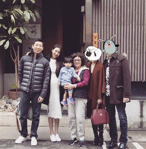 隋棠,Max,Tony,懷孕,Lucy,慶生,姐姐/臉書