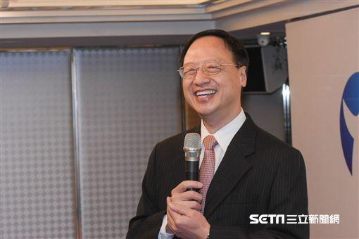 前行政院長江宜樺出席長風文教基金會成立茶會 圖/記者林敬旻攝