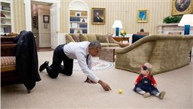 歐巴馬Obama.歐巴馬御用攝影師Pete Souza作品(圖/翻攝自Pete Souza IG)