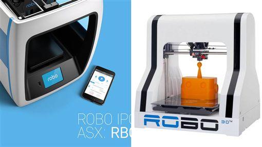 新創企業Robo 3D(圖/Robo 3D臉書)