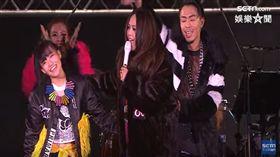 張惠妹外甥女闖歌壇 露蠻腰炫精湛舞技。資料來源:影片截圖