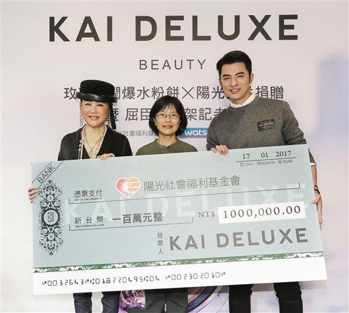 國際彩妝大師老師KAI DELUXE,  國際彩妝大師張景凱