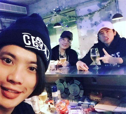 MP魔幻力量,廷廷,蕭秉治,雷堡,阿翔,聚會,酒吧/臉書