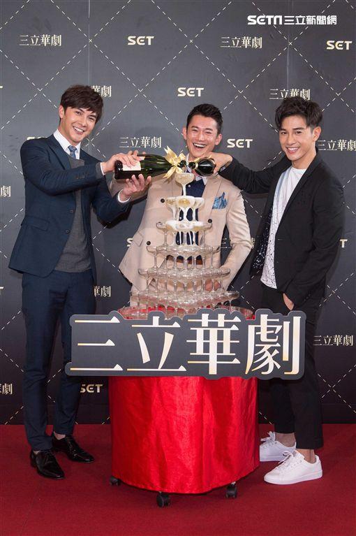 重返三立!吳慷仁與邵雨薇搭檔三立新週五華劇《極品絕配》