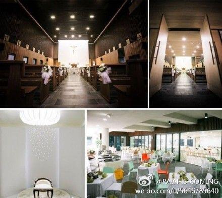 Rain、金泰熙結婚(圖/翻攝自微博)