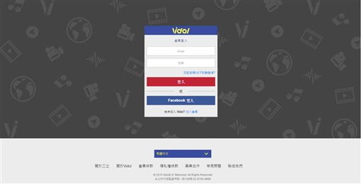 Vidol(圖/翻攝自Vidol網頁)