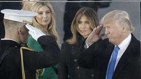 美國總統川普就職(圖/路透社/達志影像)
