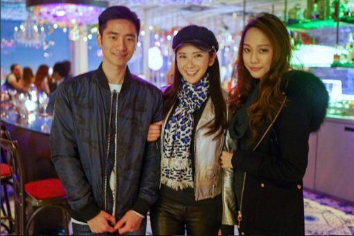 Jamie Chua育有一雙兒女。(圖/翻攝自IG帳號:ec24m)