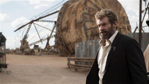《金鋼狼》,休傑克曼(Hugh Jackman),《羅根》(LOGAN) 圖/福斯提供