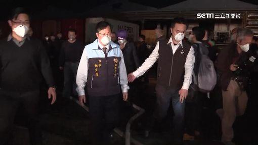泰豐大火股價逆勢漲停 燒出陰謀論 ID-785774