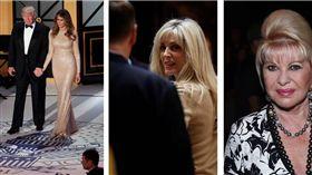 川普,妻子,老婆