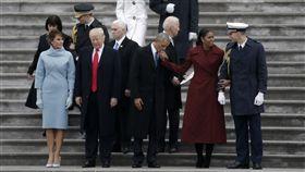 川普,歐巴馬,柯林頓,希拉蕊,蜜雪兒,梅蘭妮亞,總統,美國,夫妻 圖/路透社/達志影像