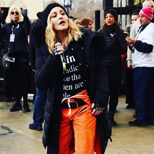 Madonna瑪丹娜臉書