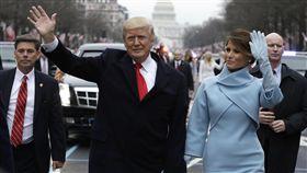 Ralph Lauren,川普,美國總統,Melania Trump,梅蘭妮亞,禮服 圖/美聯社/達志影像