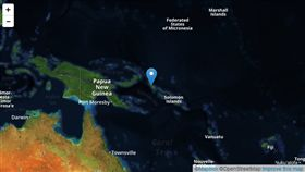 地震,巴布亞紐幾內亞,海嘯,USGS,地質調查所 圖/翻攝自ABC NEWS