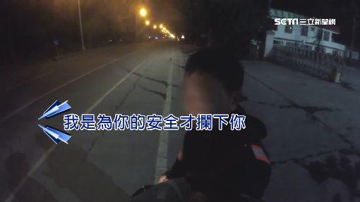 """車道""""禁行機車""""? 騎士秀街景圖駁斥員警"""