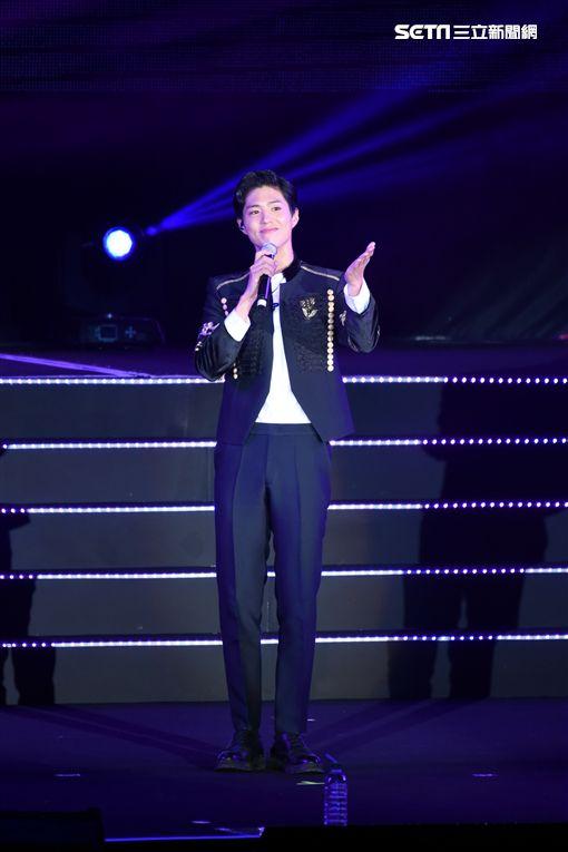 "韓星朴寶劍來台舉辦""OH HAPPY DAY""見面會與粉絲同樂"