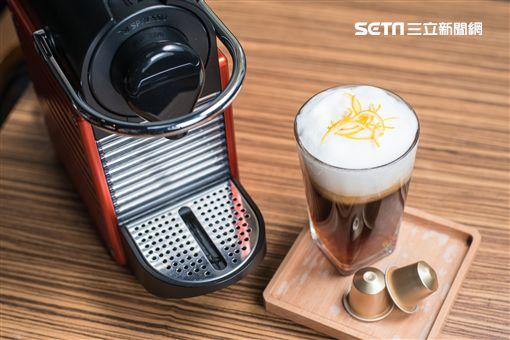 Nespresso膠囊咖啡機,美式咖啡特調。(圖/Nespresson提供)