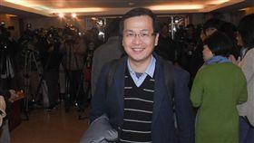 總統府前副秘書長羅智強出席長風文教基金會成立茶會 圖/記者林敬旻攝
