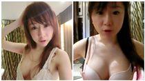 T妹,Tiffany Chen(合成圖/翻攝自T妹臉書)
