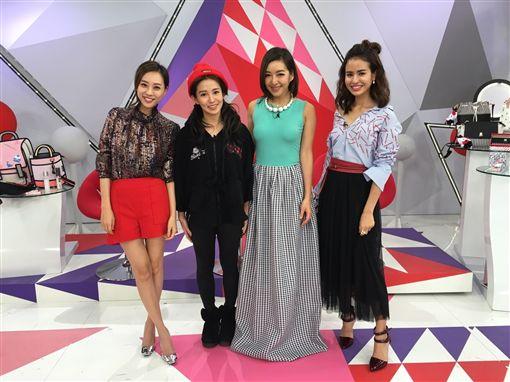 介紹時尚單品 瑤瑤最愛是「這個」!圖/MTV提供