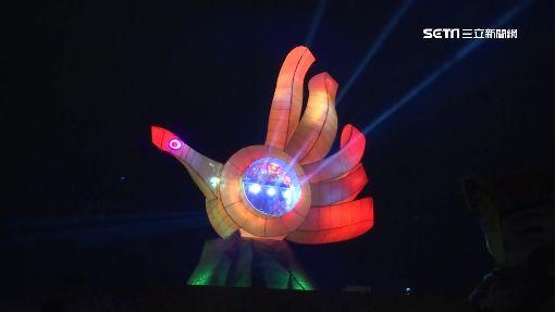 花蓮太平洋燈會 歡喜迎金雞年