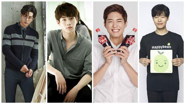2016年你不能不知道的韓國男演員