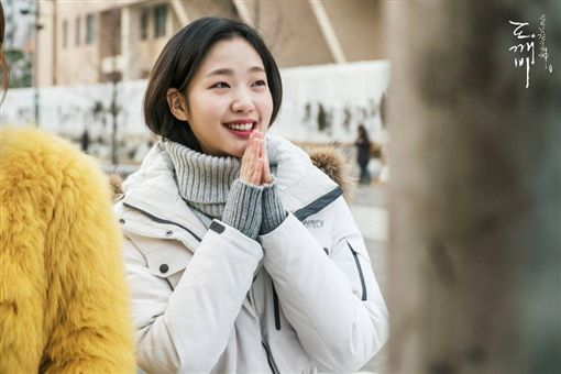 金高恩,鬼怪,韓星,演員 圖/翻攝自도깨비臉書
