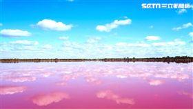 易遊網十大最令人嚮往自然奇景,旅遊,天空之鏡,極光,粉紅湖,羚羊峽谷,尼加拉瀑布。(圖/易遊網提供)