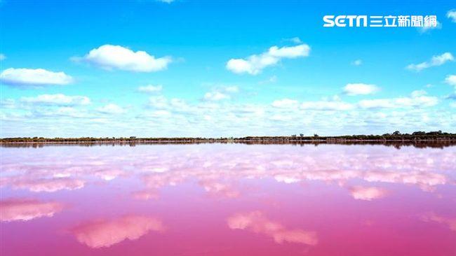 少女心噴發!天空之鏡、粉紅湖 2017最嚮往的自然奇觀 | 旅遊