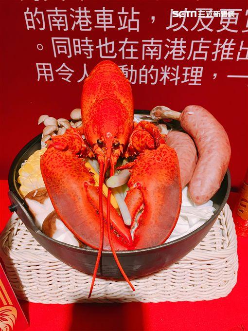 Izumi Curry咖哩風味年菜。(圖/記者簡佑庭攝)