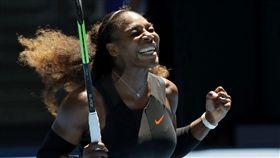 Serena Williams小威廉絲(圖/美聯社/達志影像)