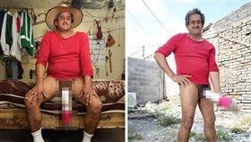 陰莖,陽具,墨西哥,勃起,AV,A片,色情業者,成人影片 (圖/翻攝自Daily Mail)