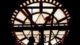 時鐘、時間、時差(圖/路透社/達志影像)