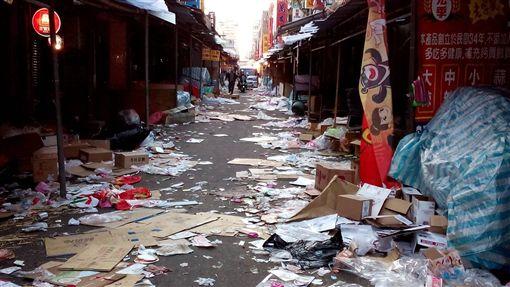 迪化街,年貨大街,大稻埕 圖/翻攝自台北城市散步