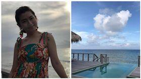 Selina上傳拜年照 網美圖配「天雞」讓粉絲超驚喜 圖/翻攝自Selina臉書